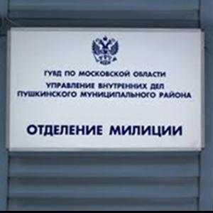 Отделения полиции Черниговки
