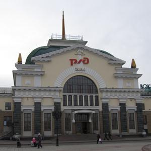Железнодорожные вокзалы Черниговки